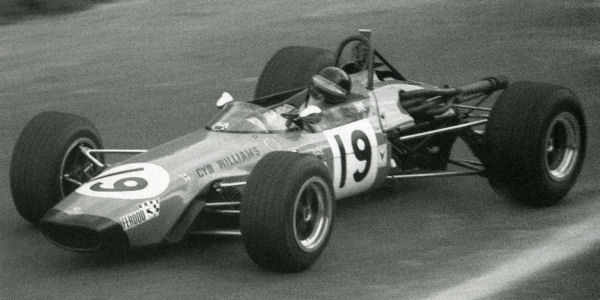 Open Wheel Car of the day. 19-williams